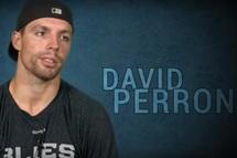 Mon parcours au hockey mineur   David Perron