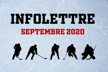Infolettre Septembre 2020