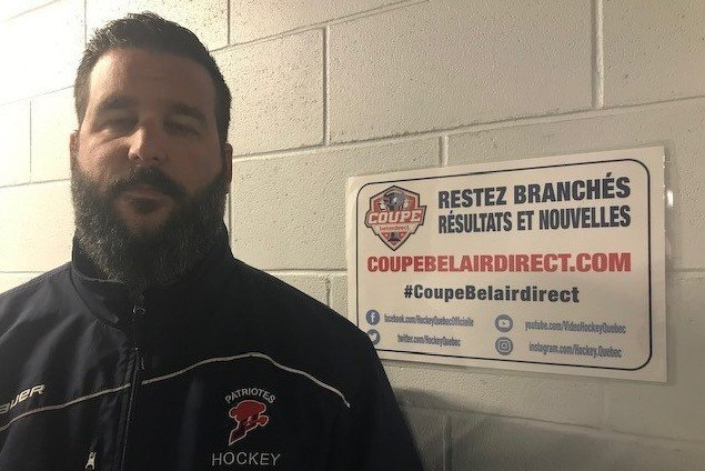 Entrevue avec Mathieu Chouinard du RSEQ Blanc