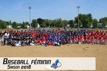 La saison 2018 du baseball féminin