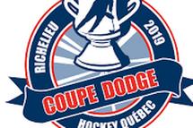 Nos équipes à la Coupe Dodge