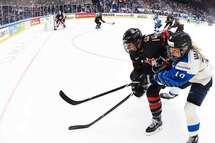 Surprises par les Finlandaises, les Canadiennes joueront pour le bronze