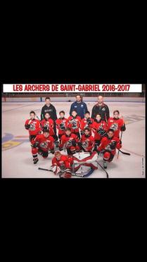 ARCHERS NOVICE B 2016-2017