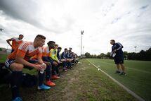 L'équipe de soccer masculin du Boomerang - Crédit photo - James Hajjar
