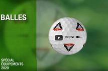 Vidéo | Les balles 2020 de TaylorMade