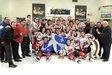 La formation étoiles St-Louis-Lalime de la LHJAAAQ remporte la Coupe Central Canada 2013