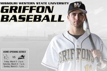 David Glaude est aujourd'hui à la «Une» du site Internet de l'équipe de baseball de la Missouri Western State University