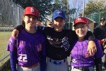 La relève du baseball féminin d'excellence à Drummondville