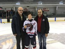 Alexandre Routhier, Sieurs de Longueuil Pee-wee AA