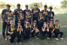 Nos Lynx Moustique A - Champions!