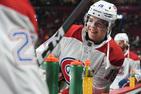 CH: Jesperi Kotkaniemi pourra aider le Canadien en séries