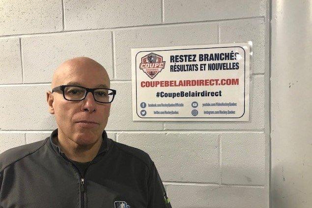 Entrevue avec Marcel Patenaude, directeur hockey de Hockey Québec