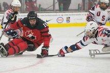 L'argent pour le Canada à la Coupe de parahockey Canadian Tire