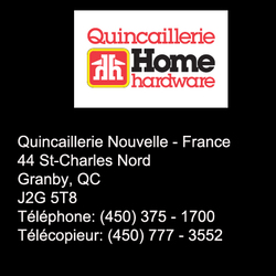 Quincaillerie Nouvelle-France/Home Hardware