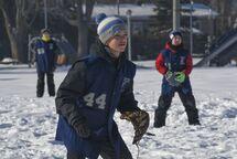 Tournoi d'hiver de baseball le 9 février