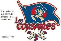 Inscription au Pré-camp !!!