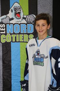 #27 Cody Cormier