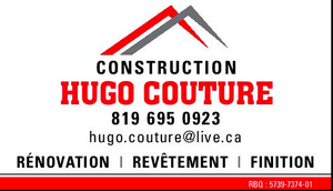 Construction Hugo Couture