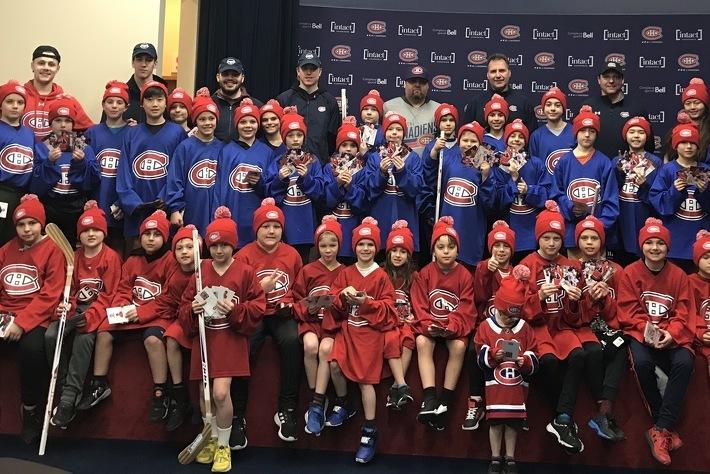 Camp de la relâche scolaire des Canadiens - 28 février 2022 au 4 mars 2022