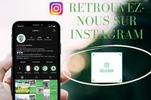 Retrouvez-nous sur Instagram