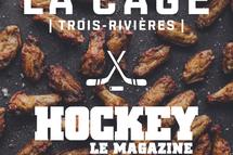 Concours | Célébrez le grand retour du Tricolore avec Hockey Le Magazine et La Cage de Trois-Rivières
