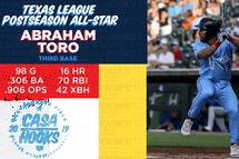 Toro parmi les étoiles du Texas
