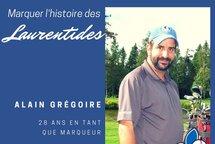 Marquer l'histoire des Laurentides : Alain Grégoire