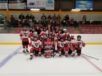 Champions PEE WEE A