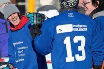 Biz: de chanteur à entraîneur-chef au hockey (Atome C - Ambassadeurs)