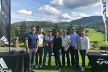 Yohann Benson est le nouveau champion de la PGA du Québec !