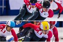 Kim Boutin et Samuel Girard dominants à la première journée des Sélections olympiques. — Photos archive Claude Rochon