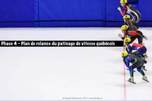 Phase 4 - Plan de relance du patinage de vitesse québécois