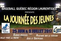 Journée des jeunes au Capitales de Québec