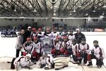 Bantam A finalists in TOURNOI