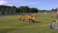 Camp de soccer Semaine 1
