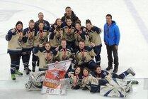Tournoi provincial féminin Sherbrooke