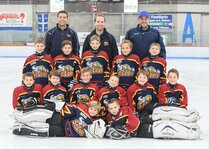 Novice B Titans