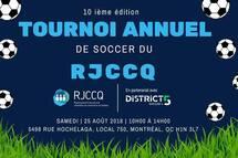 Tournoi RJCCQ 2018