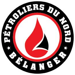 Les Pétroliers du Nord -Ligue Nord Américaine de Hockey