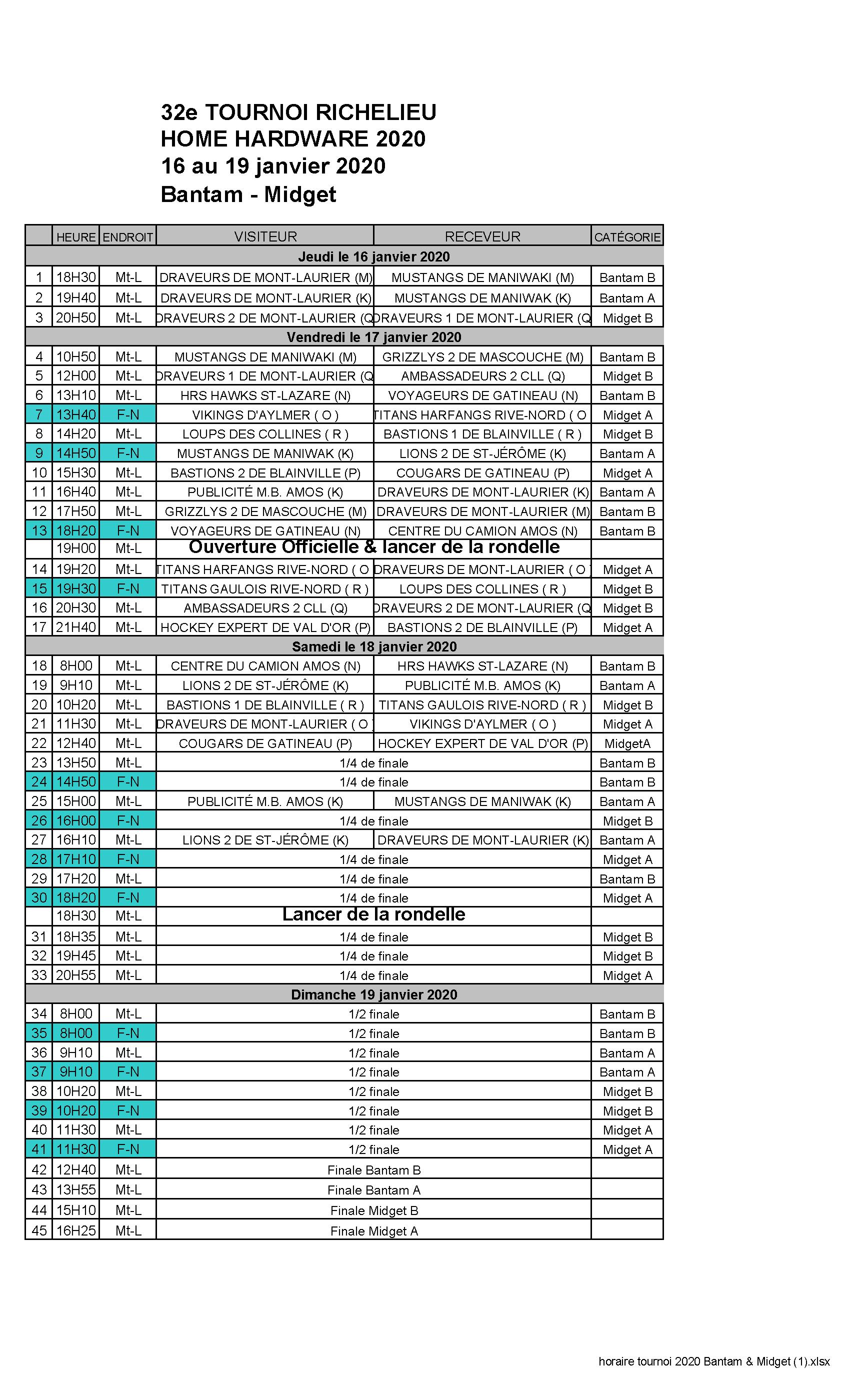 horaire tournoi 2020 Bantam & Midget (1).png
