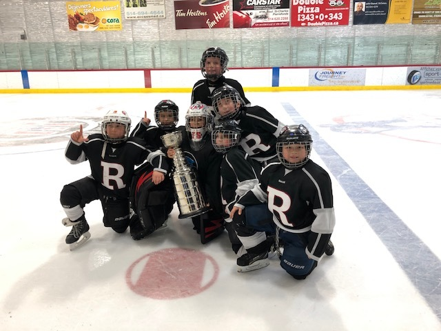 Rapid Hockey Winter Classic 2020 3vs3 Champions