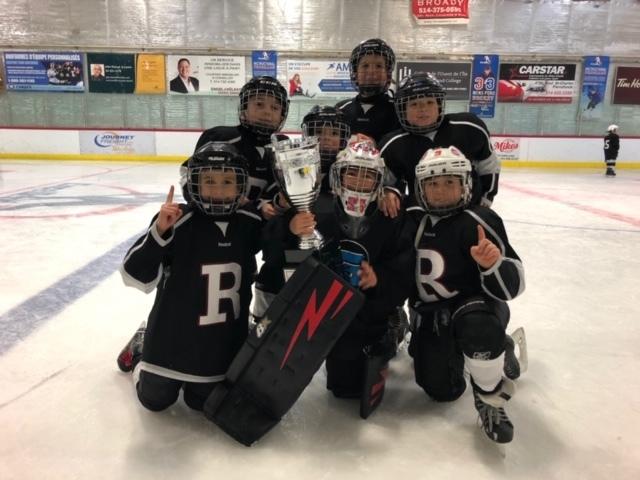 Rapid Hockey Winter Classic 2020 Shootout Champions