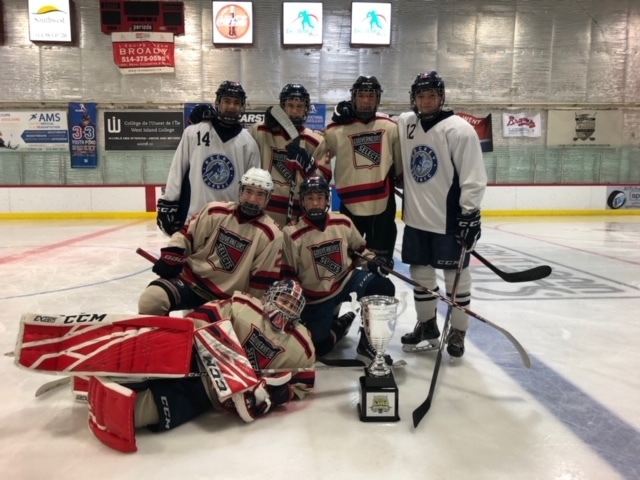 Gouverneurs Elite Winter Classic 2020 Shootout Champions