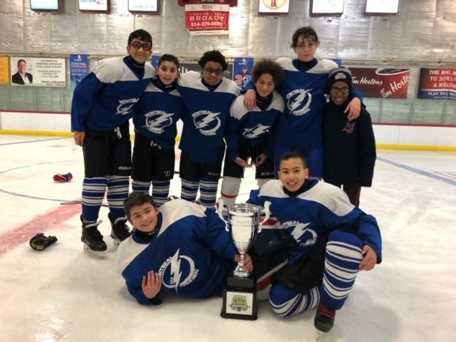 AAA Lightning Winter Classic 2020 Shootout Champions