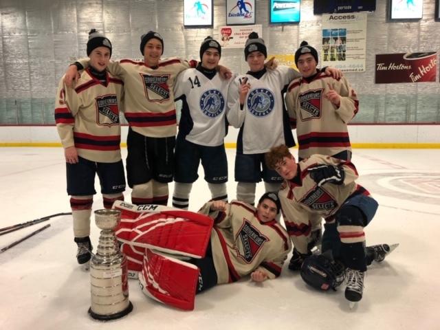 Gouverneurs Elite Winter Classic 2020 3vs3 Champions