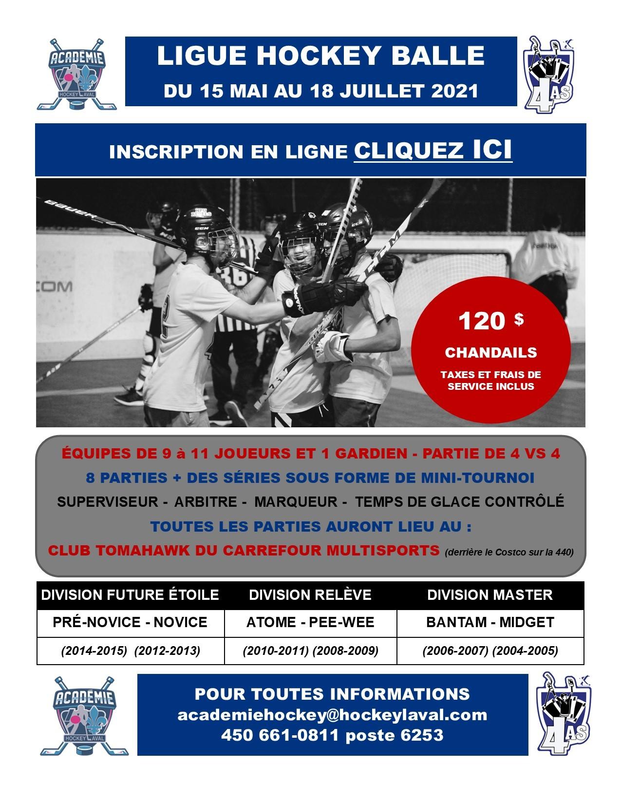Ligue Hockey-Balle
