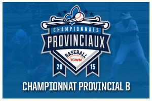 Championnats provinciaux A et B Logo
