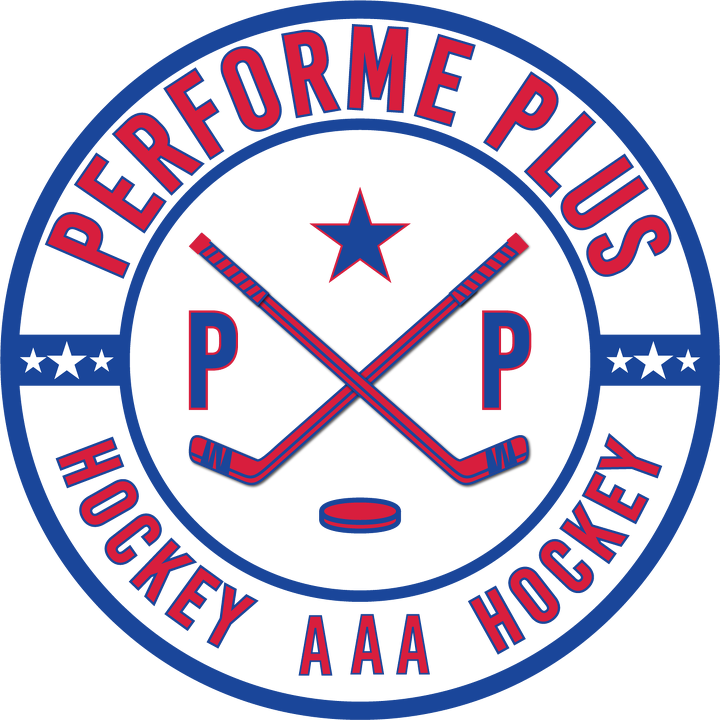 Performe Plus Hockey AAA Logo