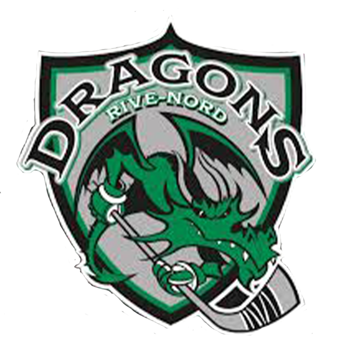 Dragons Rive-Nord AAA Logo