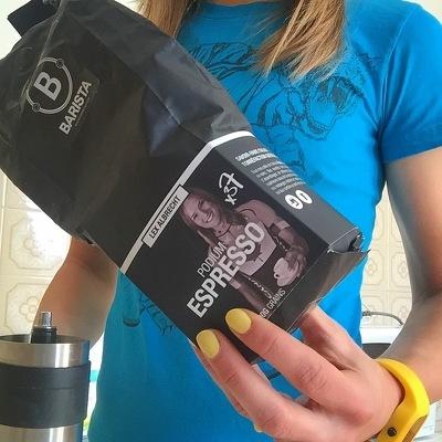 Lex Albrecht espresso, Barista Montreal, Custom espresso, Signature blend, espresso cyclist